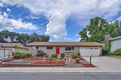 4506 Misty Drive, Colorado Springs, CO 80918 - MLS#: 7407308
