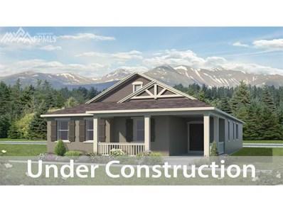 1810 Volterra Way, Colorado Springs, CO 80921 - MLS#: 7424481