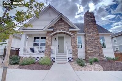1185 Gold Hill Mesa Drive, Colorado Springs, CO 80905 - MLS#: 7425026
