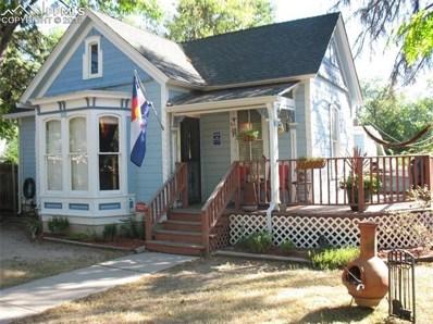 623 N Corona Street, Colorado Springs, CO 80903 - MLS#: 7425792