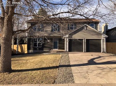 4815 S Old Brook Circle, Colorado Springs, CO 80917 - MLS#: 7426405