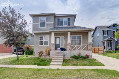 6516 Sunny Meadow Street, Colorado Springs, CO 80923 - MLS#: 7430476