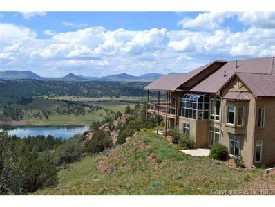 317 S Lakeview Heights, Florissant, CO 80816 - MLS#: 743469