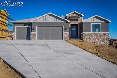 5531 Copper Drive, Colorado Springs, CO 80918 - MLS#: 7449993
