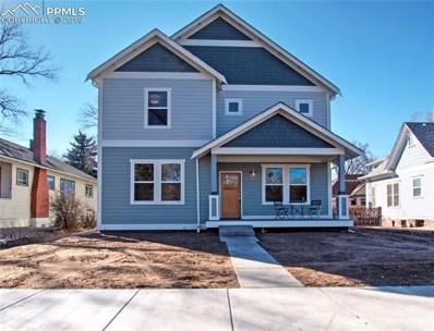 1009 E Boulder Street, Colorado Springs, CO 80903 - MLS#: 7459042