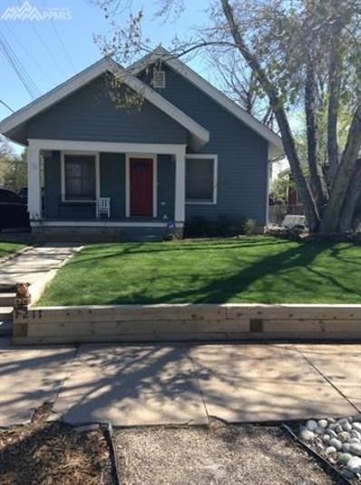 1211 E Boulder Street, Colorado Springs, CO 80909 - MLS#: 7459308