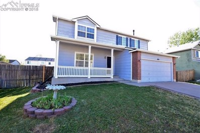 878 Bromefield Drive, Fountain, CO 80817 - MLS#: 7461690