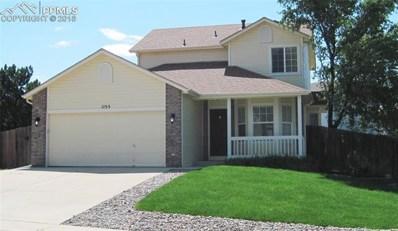 1155 Pond Side Drive, Colorado Springs, CO 80911 - MLS#: 7462626