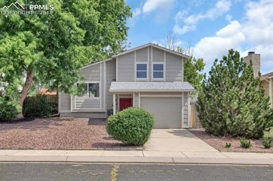 3365 Galleria Terrace, Colorado Springs, CO 80916 - MLS#: 7462775