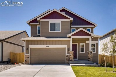 6078 Jorie, Colorado Springs, CO 80927 - MLS#: 7468428
