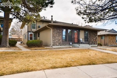 4857 Sonata Drive UNIT B, Colorado Springs, CO 80918 - MLS#: 7469988