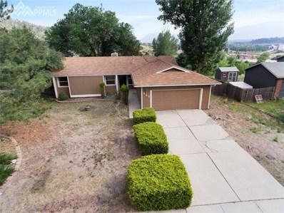 835 S Pulpit Rock Circle, Colorado Springs, CO 80918 - MLS#: 7473521