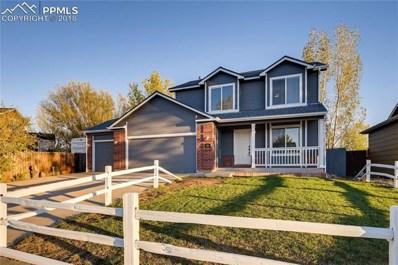 850 Barn Owl Drive, Fountain, CO 80817 - MLS#: 7474888
