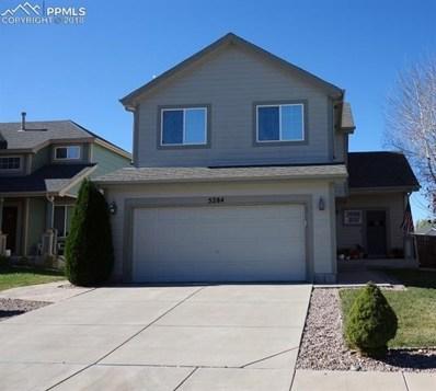 5284 Stetson Meadows Drive, Colorado Springs, CO 80922 - MLS#: 7475236