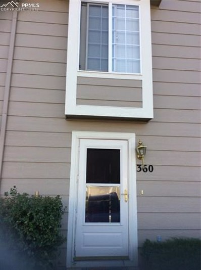 360 Kitfield View, Colorado Springs, CO 80916 - MLS#: 7483012