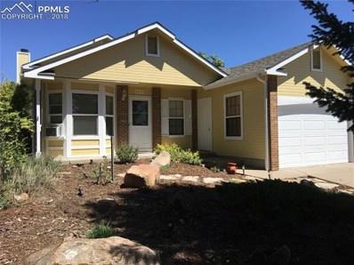 4430 Ramblewood Drive, Colorado Springs, CO 80920 - MLS#: 7487671
