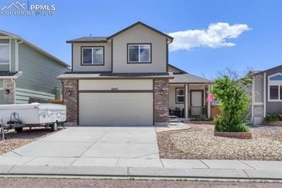 8067 Parsonage Lane, Colorado Springs, CO 80951 - MLS#: 7490668