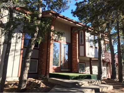 1657 Woodmoor Drive, Monument, CO 80132 - MLS#: 7498030