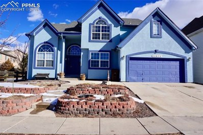 12675 Brookhill Drive, Colorado Springs, CO 80921 - MLS#: 7498257