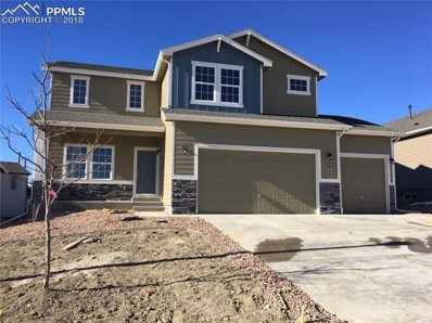 9848 Chromatic Terrace, Peyton, CO 80831 - MLS#: 7499992