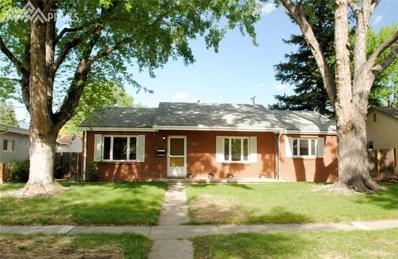 2408 N Meade Avenue, Colorado Springs, CO 80907 - MLS#: 7503457
