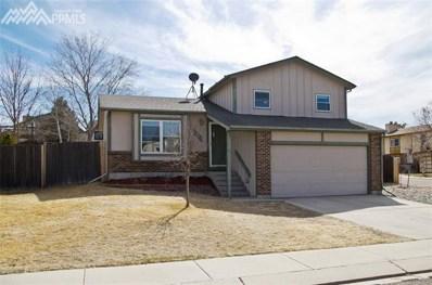 8045 Essington Drive, Colorado Springs, CO 80920 - MLS#: 7504970