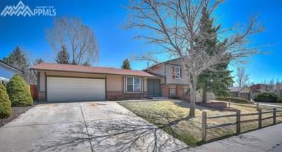 3860 Misty Meadows Drive, Colorado Springs, CO 80920 - MLS#: 7509944