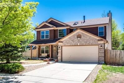 5145 Plumstead Drive, Colorado Springs, CO 80920 - MLS#: 7513004