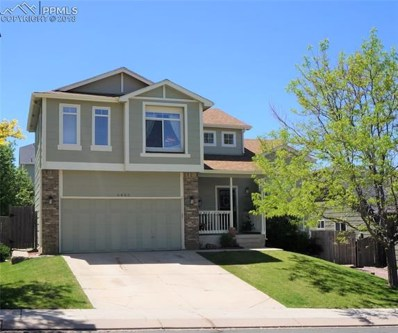 6465 Pinto Pony Drive, Colorado Springs, CO 80922 - MLS#: 7525136