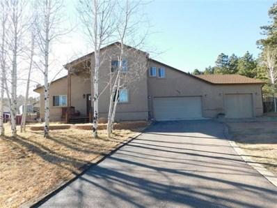 1335 Michael Lane, Woodland Park, CO 80863 - MLS#: 7526024