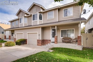 3923 Nicki Heights, Colorado Springs, CO 80906 - MLS#: 7526454
