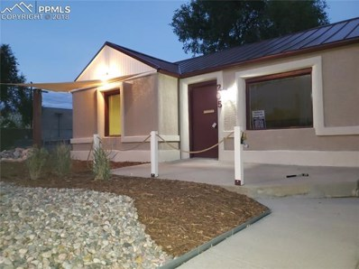 205 Bonfoy Avenue, Colorado Springs, CO 80909 - MLS#: 7529529