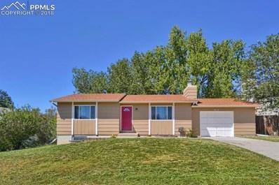 7460 Sneffels Street, Colorado Springs, CO 80911 - MLS#: 7530409
