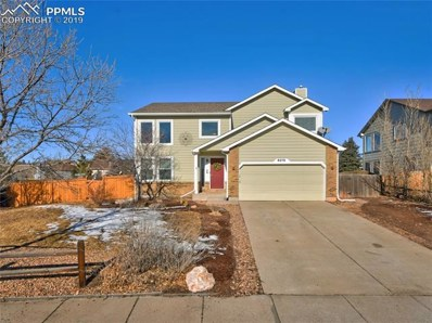 8310 Camfield Circle, Colorado Springs, CO 80920 - MLS#: 7530986