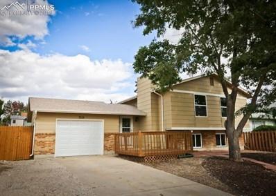7215 Red Cloud Street, Colorado Springs, CO 80911 - MLS#: 7537308