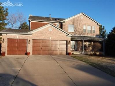 610 Maroonglen Court, Colorado Springs, CO 80906 - MLS#: 7543712