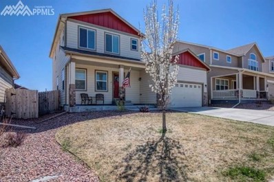 7367 Willow Pines Place, Fountain, CO 80817 - MLS#: 7553191