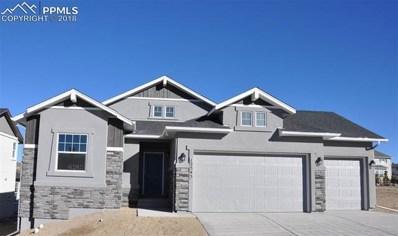 12545 Cloudy Bay Drive, Colorado Springs, CO 80921 - MLS#: 7554290