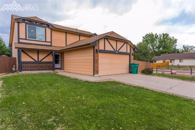 560 Pucket Circle, Colorado Springs, CO 80911 - MLS#: 7560149