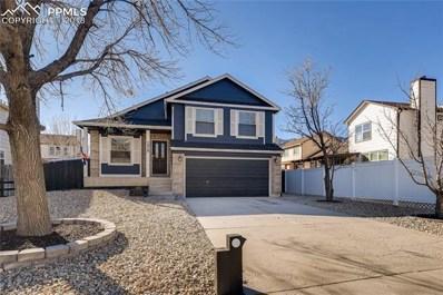 1313 Grass Valley Drive, Colorado Springs, CO 80906 - MLS#: 7561261