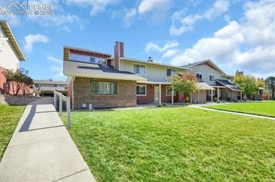 234 W Rockrimmon Boulevard UNIT A, Colorado Springs, CO 80919 - MLS#: 7566752