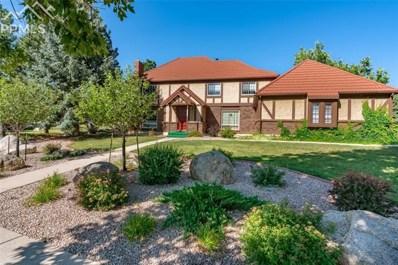 3860 Broadmoor Valley Road, Colorado Springs, CO 80906 - MLS#: 7568646