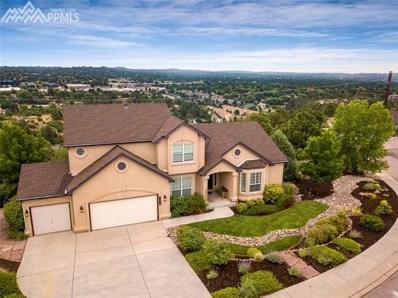 4555 Seton Hall Road, Colorado Springs, CO 80918 - MLS#: 7571631