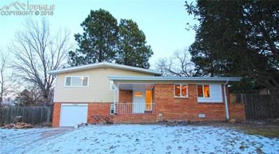 1455 Iowa Avenue, Colorado Springs, CO 80909 - MLS#: 7573627