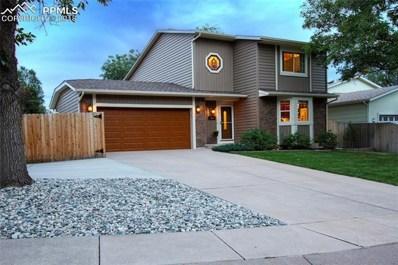 1385 Shadberry Court, Colorado Springs, CO 80915 - MLS#: 7581955