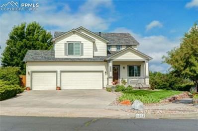 6662 Mcewan Street, Colorado Springs, CO 80922 - MLS#: 7587243