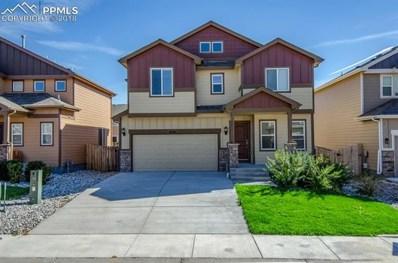 6185 Wild Turkey Drive, Colorado Springs, CO 80925 - MLS#: 7590985