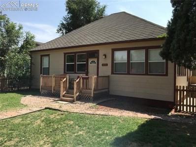 605 E Willamette Avenue, Colorado Springs, CO 80903 - MLS#: 7591596