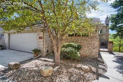 2838 Tenderfoot Hill Street, Colorado Springs, CO 80906 - MLS#: 7594731