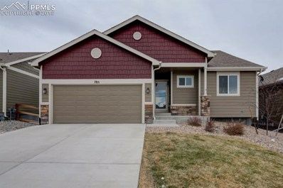 785 Tailings Drive, Monument, CO 80132 - MLS#: 7595965